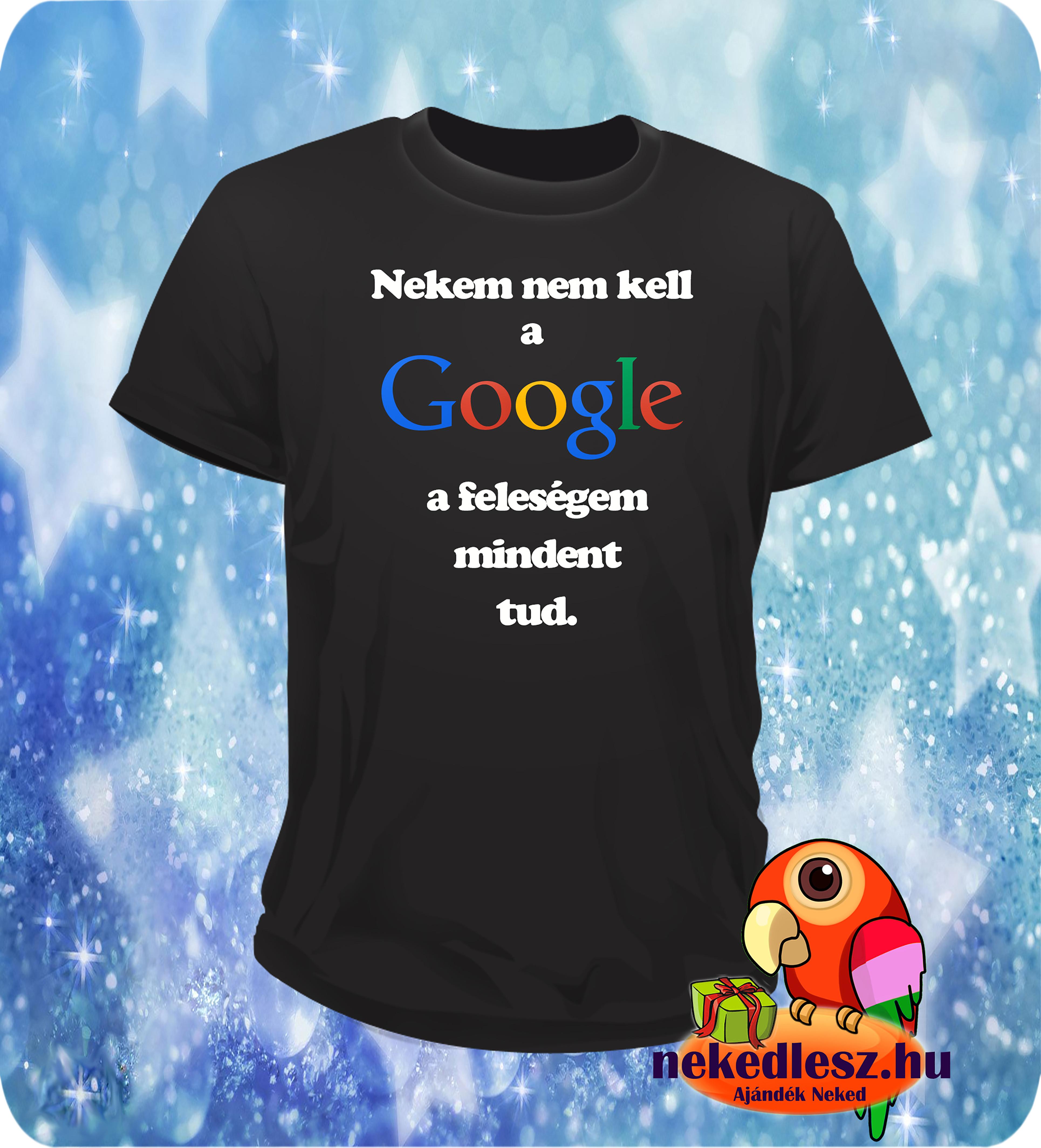 Google póló
