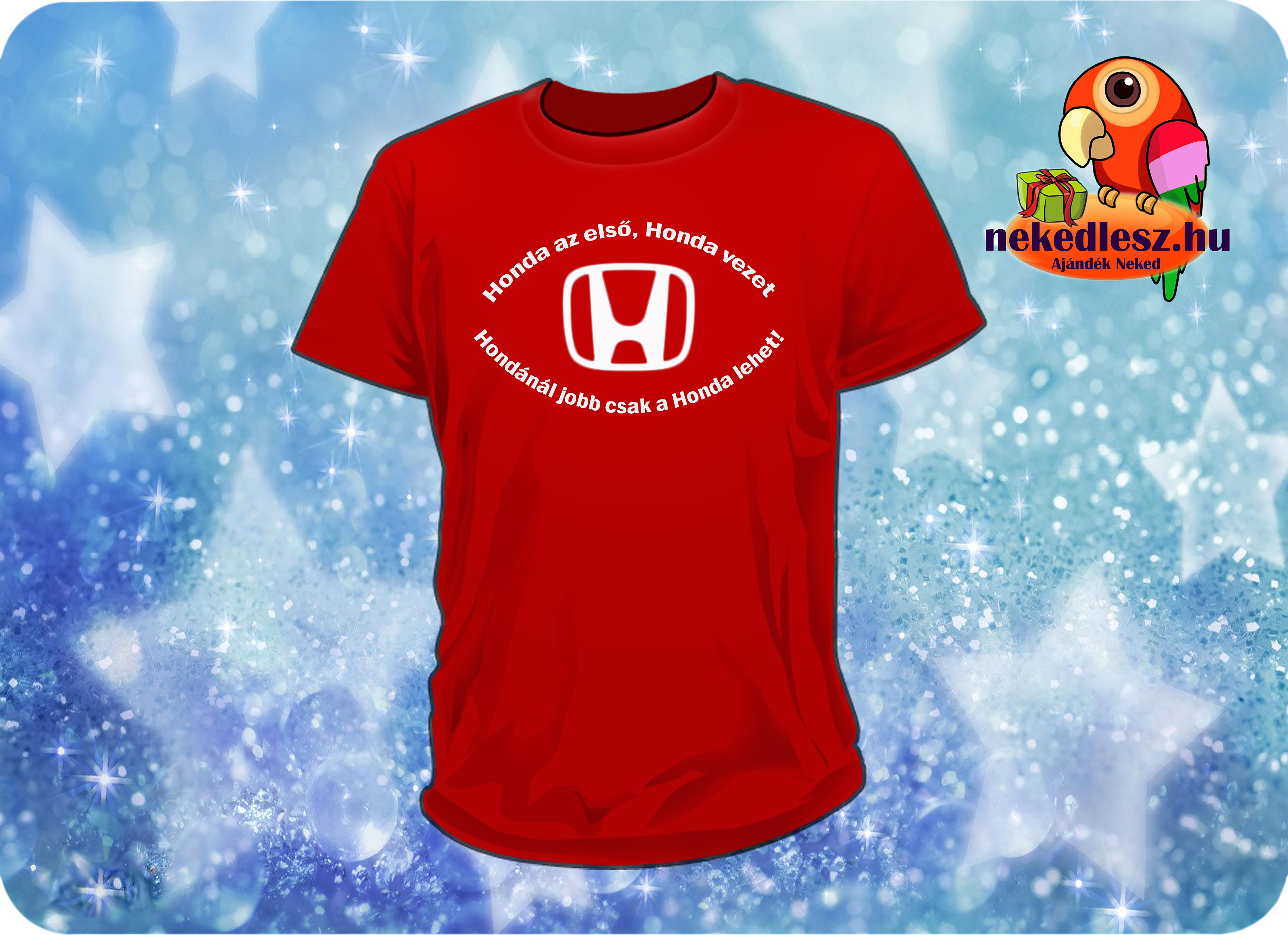 Honda póló